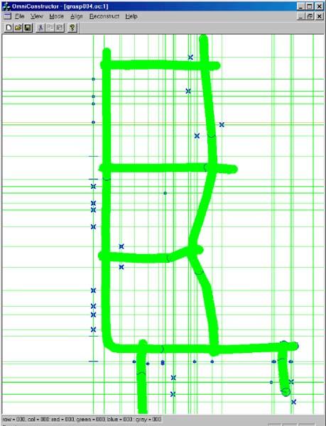 Grasp on 3d Floor Plan